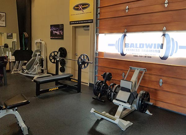 Baldwin Fitness Center