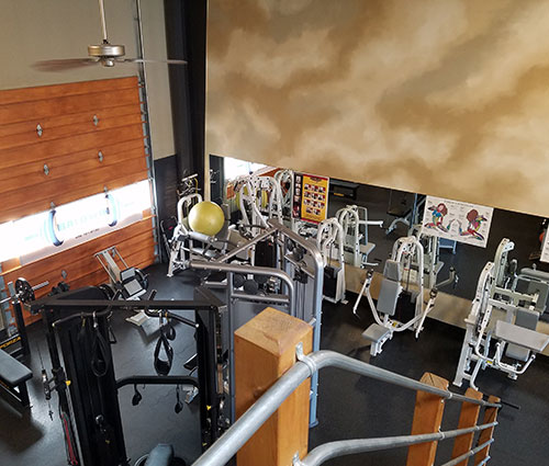 Baldwin Fitness - Missoula MT - Fully Equiped Fitness Center