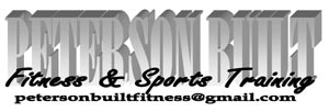 Peterson Built - Missoula MT -  Personal Trainer and Sports Fitness